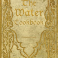 The Water Cookbook