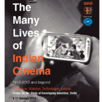 The Many Lives of Indian Cinema - Conference Programme